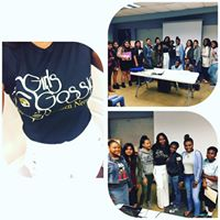 Girls Gossip Women Network at PAL charter school in San Bernardino, CA